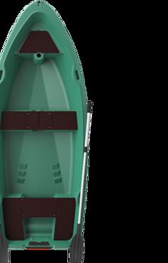 Пластиковые лодки Колибри