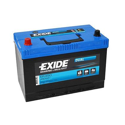 EXIDE ER 450 аккумулятор двойного назначения