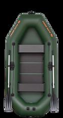 Надувные гребные лодки ПВХ Колибри серия стандарт