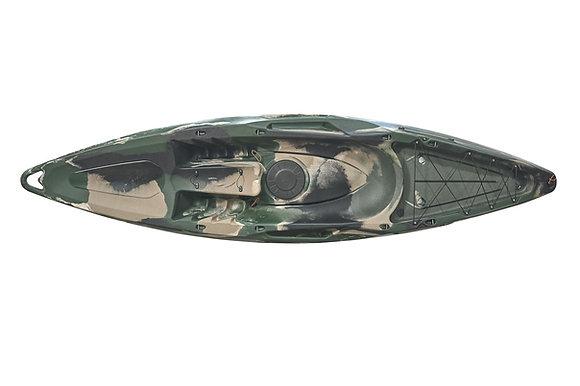 Рыболовный каяк Riverday ONWAVE-300 CAMO