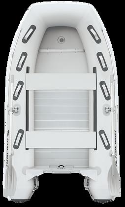 Лодка надувная моторная с жестким дном Колибри KM-300DXL