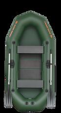 Надувные гребные лодки ПВХ Колибри серия профи