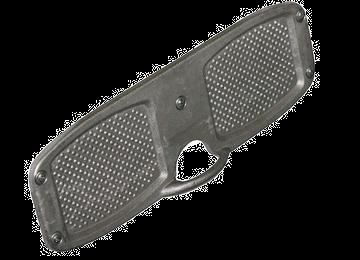 Накладка транцевая (внутренняя металлическая)