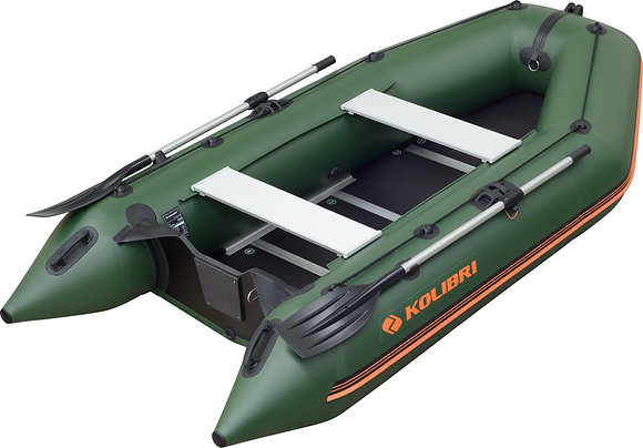Надувная лодкаКОЛИБРИ КМ-300D