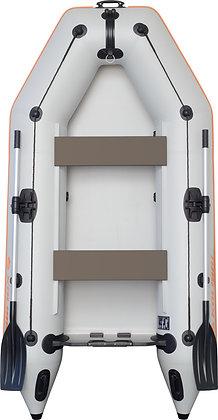 моторная надувная лодкаКОЛИБРИ КМ-280
