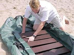 Слань коврик Колибри надувные лодки