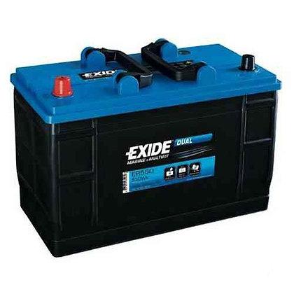 EXIDE EP 800 аккумулятор двойного назначения