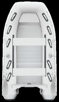 Лодка надувная моторная с жестким дном Колибри KM-330DXL
