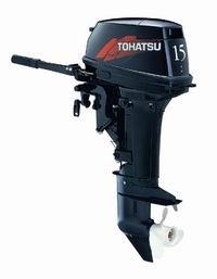 Мотор Tohatsu M15 D2 S