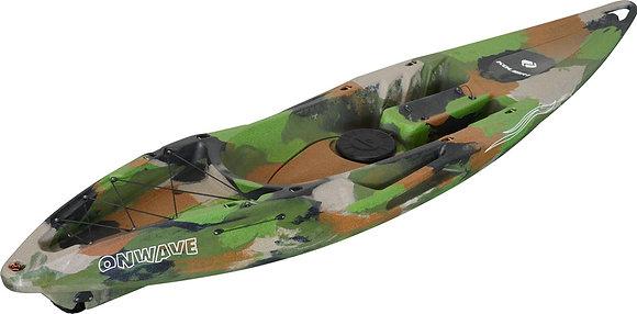 Рыболовный каяк ONWAVE-300 CAMO