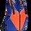 Жилет спасательный страховочный Колибри