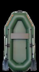 Надувные гребные лодки ПВХ Колибри серия супер лайт
