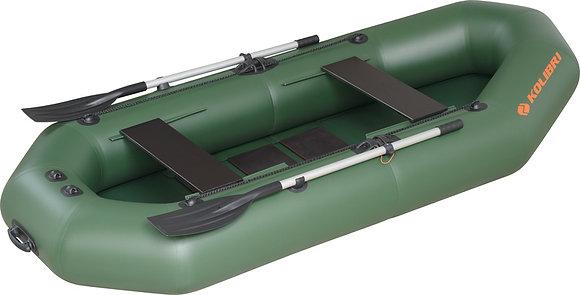 гребная надувная лодкаКОЛИБРИ К-290Т