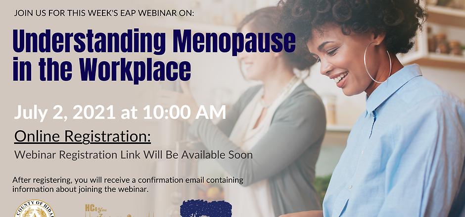 Understanding Menopause in the Workplace