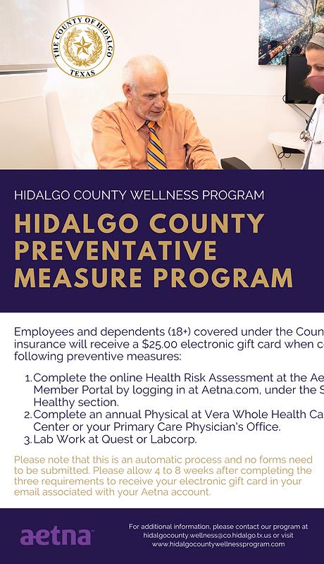 New Version- Preventive Measure Program