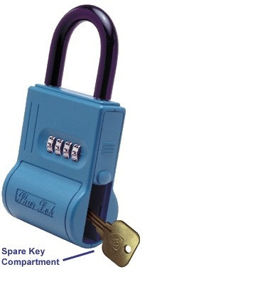 """Secure Access"" Combination Key Box"