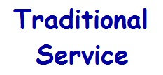 TRADITIONAL SERVICE-Brokerage Fee of1.5%