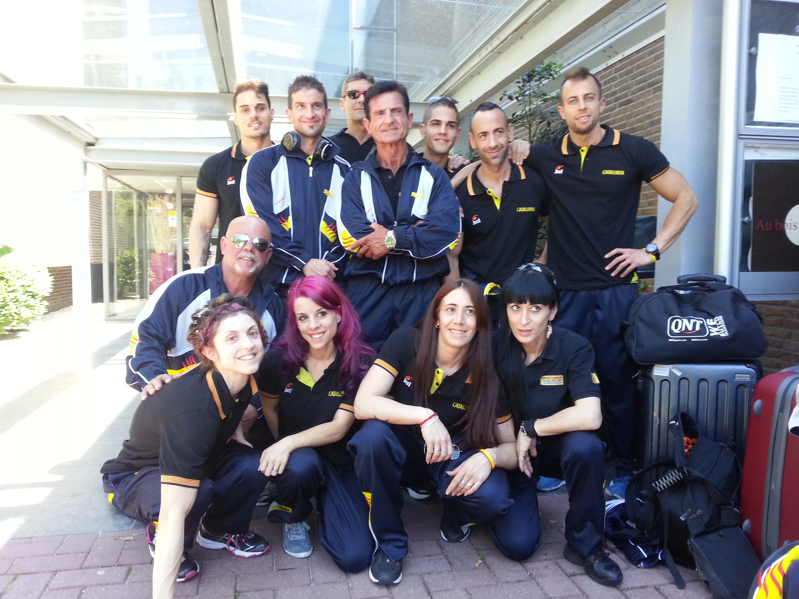 Campionat d'Europa UIBBN 2014