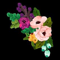 Układ 2 kwiat