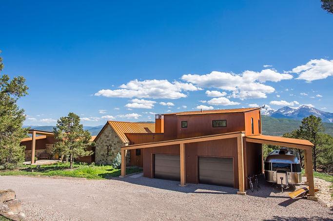 architect's home, carbondale, co