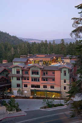 Stryker Brown Architect's Private Residence located in Mammoth, CA