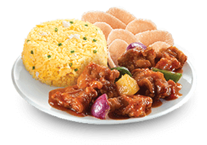 Sweet n Sour Pork (No Drinks)