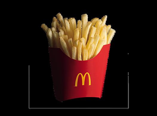 Fries (Medium)