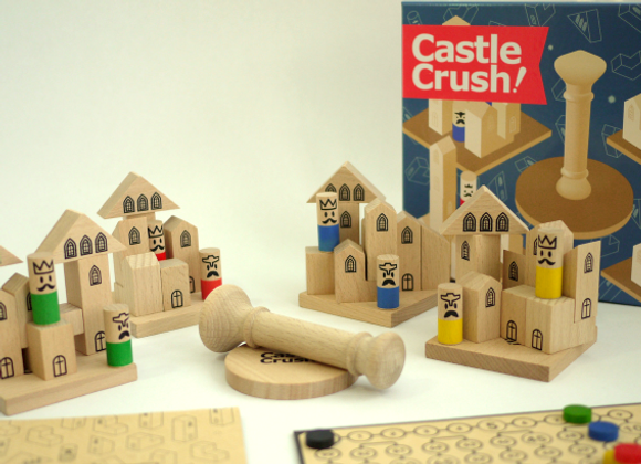 推倒城堡!