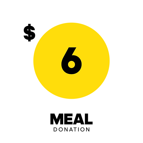 $6 Meal Donation
