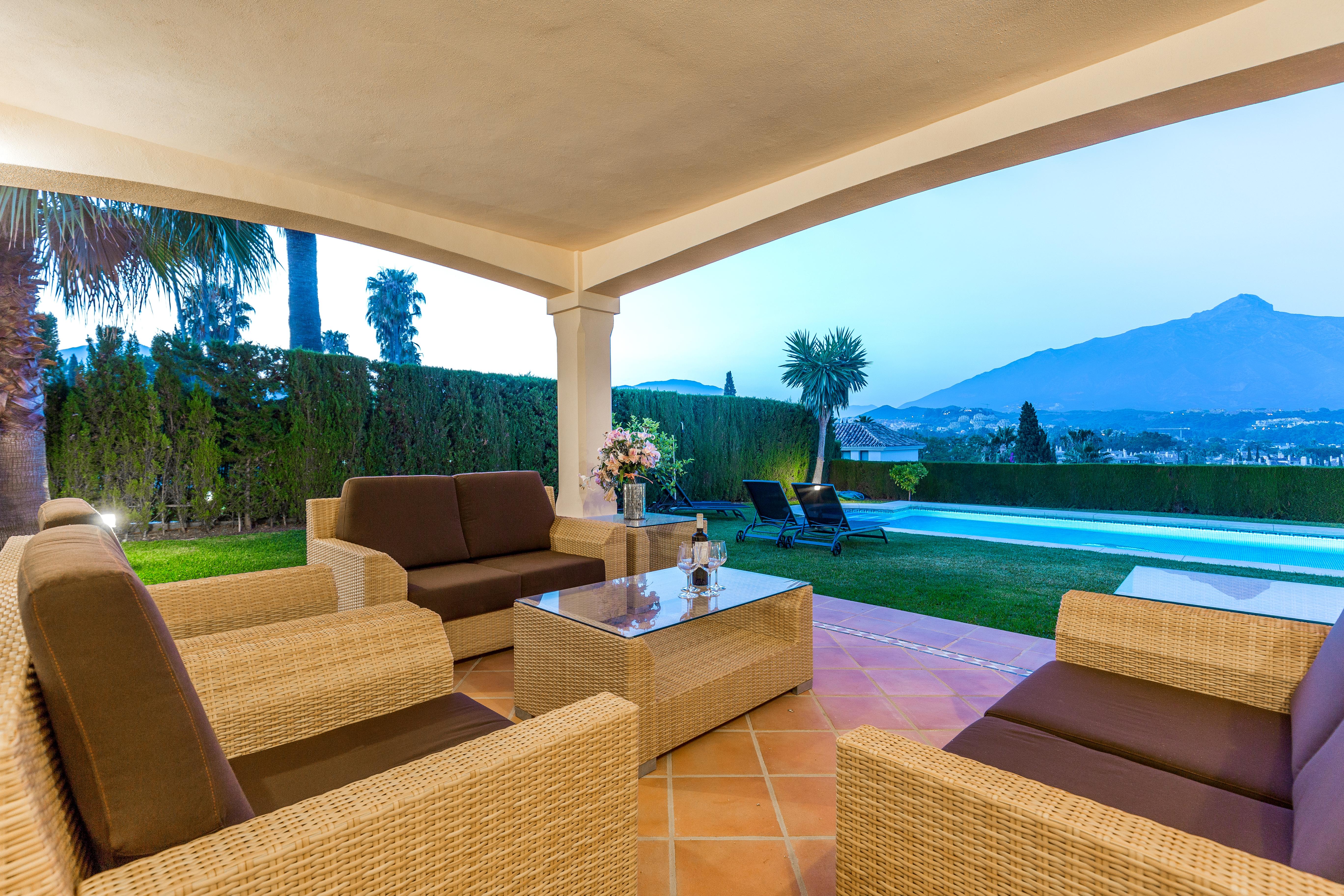 5 Bedroom Villa Las Brisas