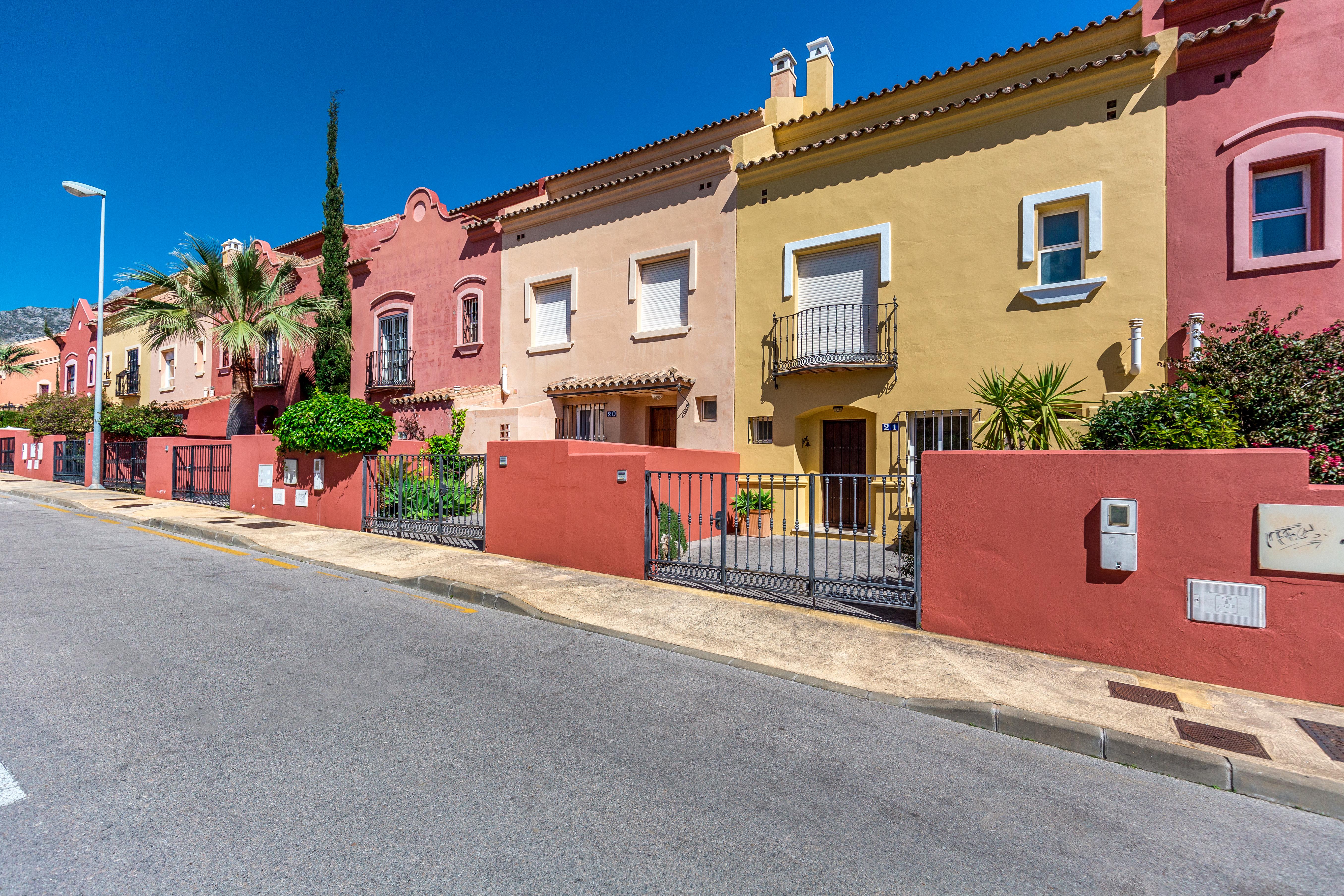 3 Bedroom Marbella Golden Mile
