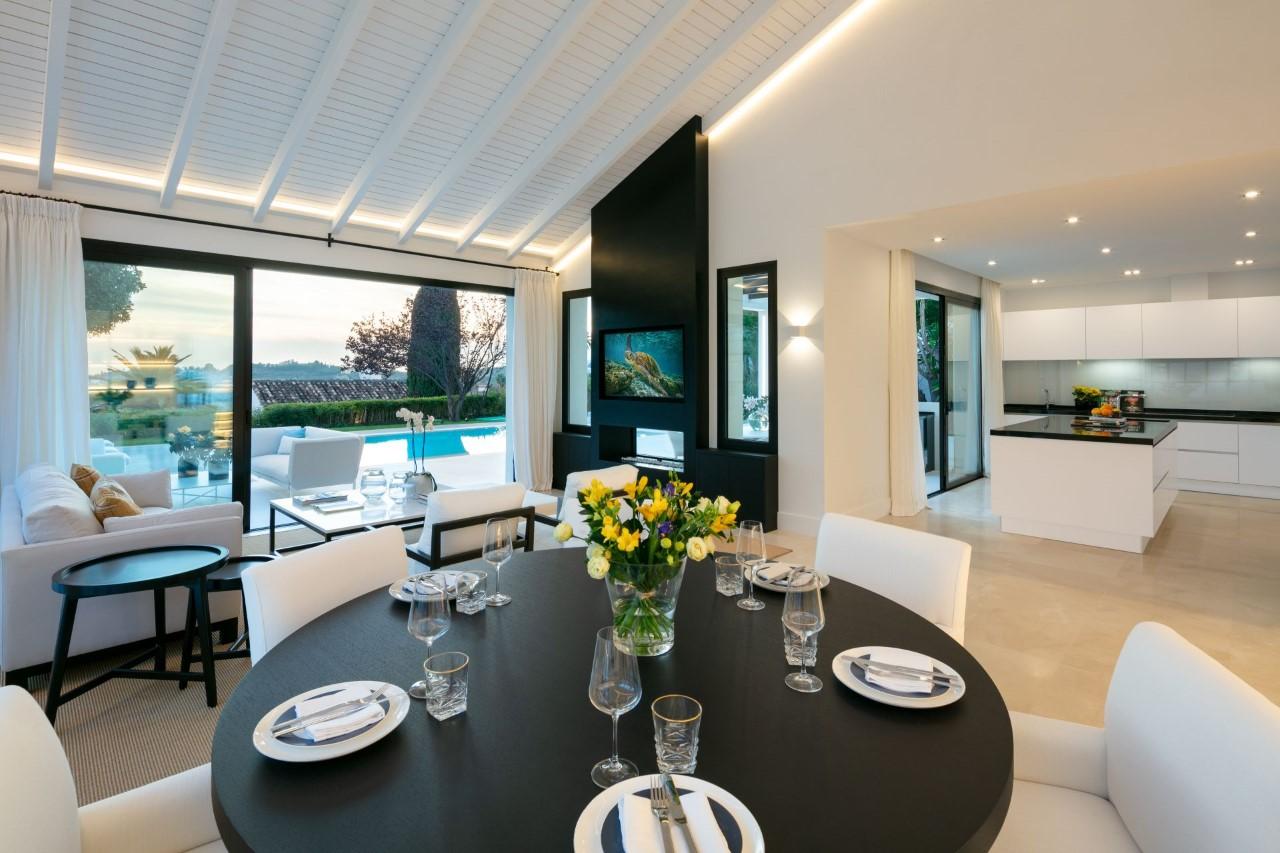 4 Bedroom in Nueva Andalucia