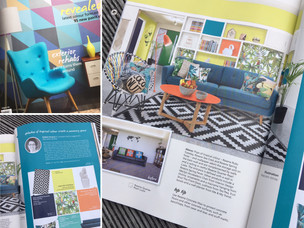 Summer Design Style Focus - 'Tropical with a Hint of Boho'...