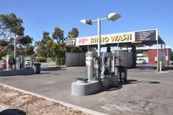 Rhino Car Wash Vacuum Stations