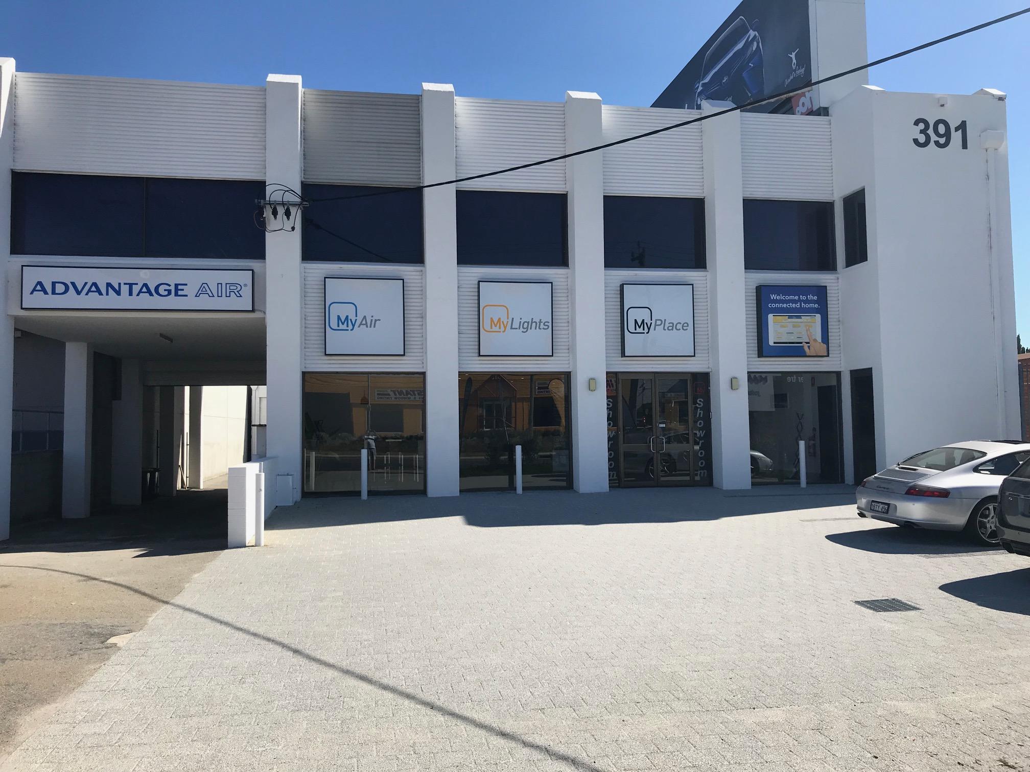 Building Facade 2018