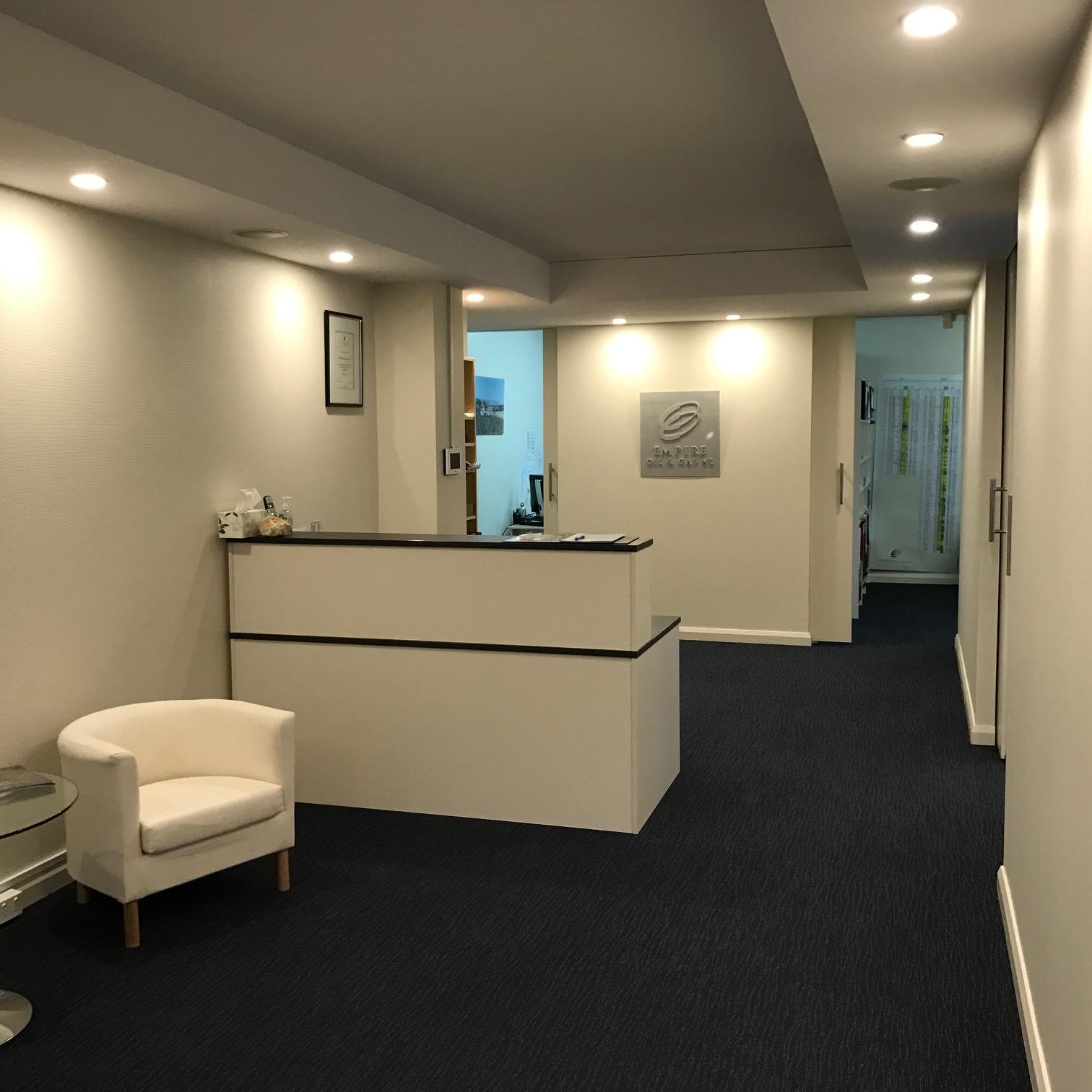 Ground Floor Reception