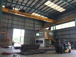 10 Tonne Crane