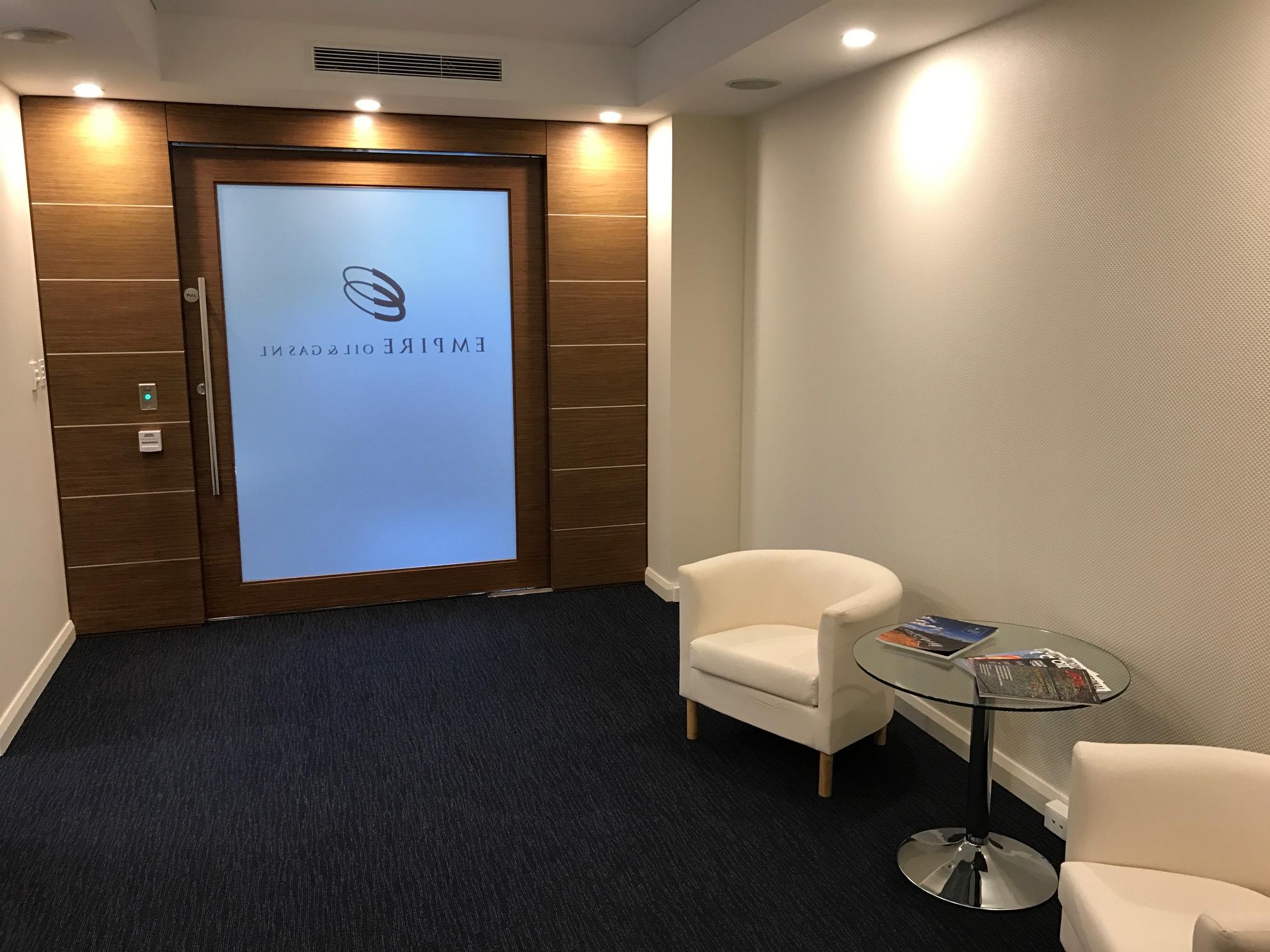 Ground Floor Entry door