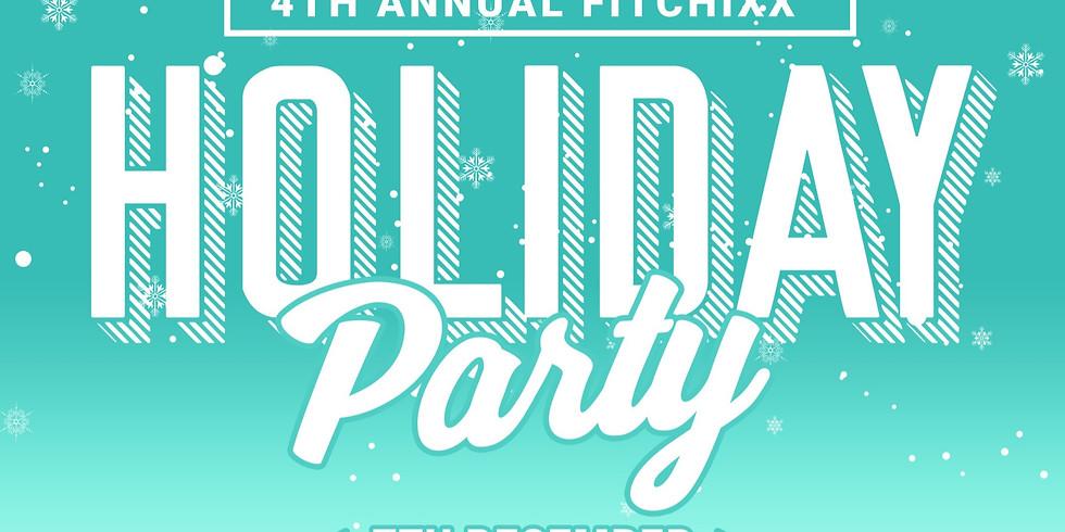 4th Annual FitChixx Holiday Potluck