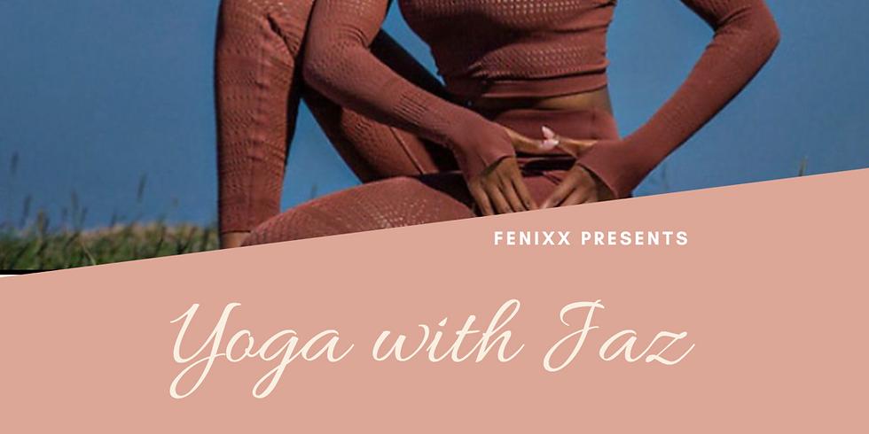 Yoga with Jaz