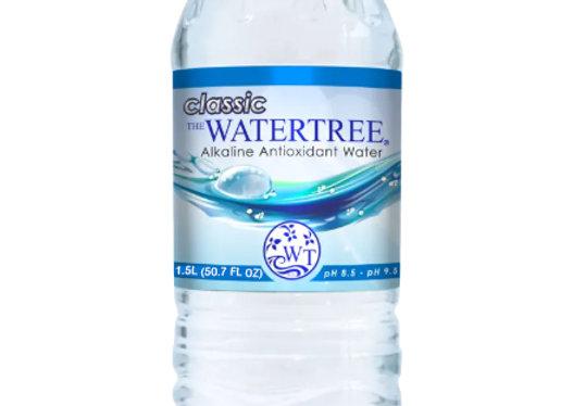 1.5 Liter Alkaline Water