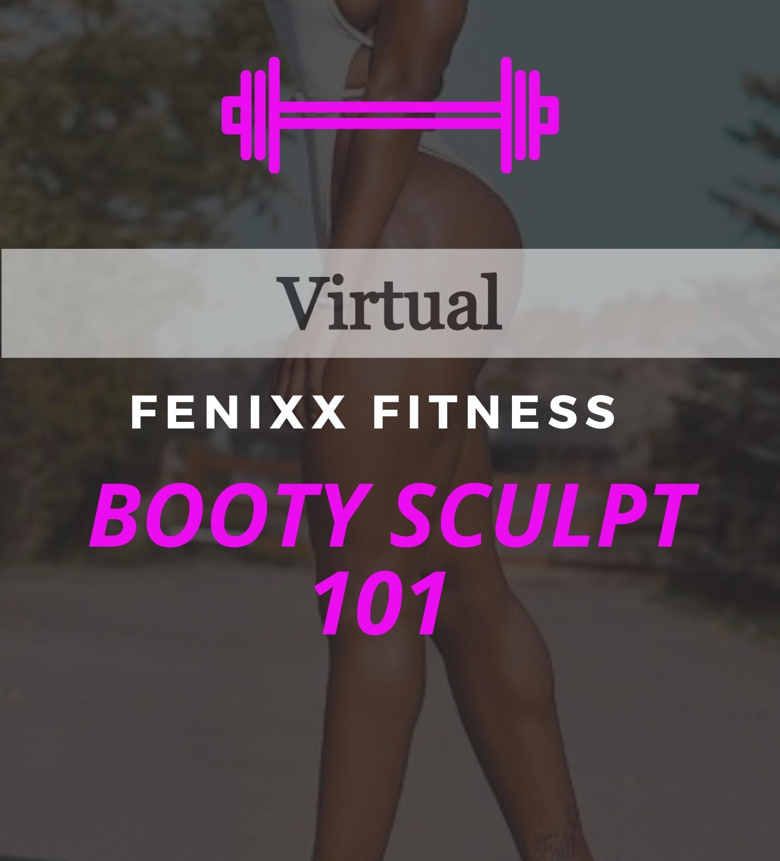 Booty Sculpt (Virtual)