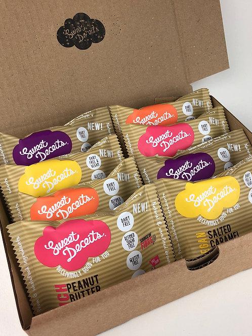 Brownie Selection Box (x8)