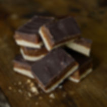 Sweet Deceits Raw Caramel Slice