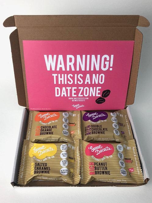 Brownie Taster Box