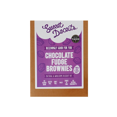 Chocolate Fudge Brownies Kit
