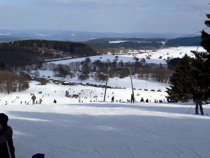 Skilift am Höllkopf