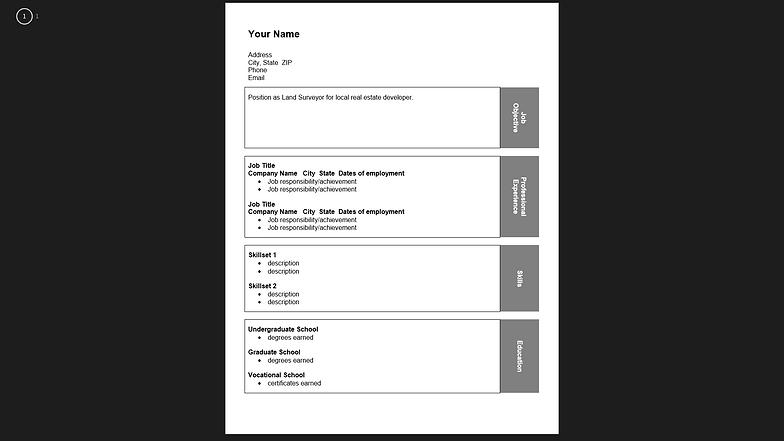 resumes by the resume genies resume