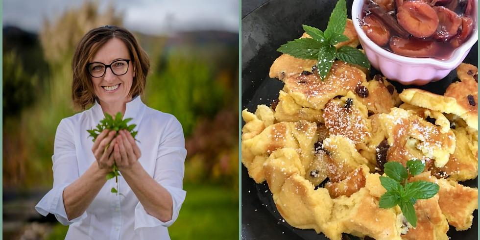 """""""Österreichs Mehlspeisenkultur"""" mit Sabine Weinberger"""