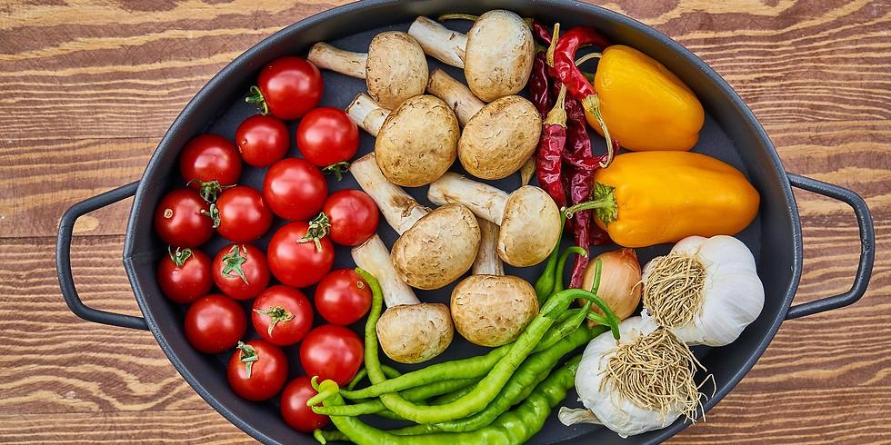 vegetarische Alltagsküche für Anfänger